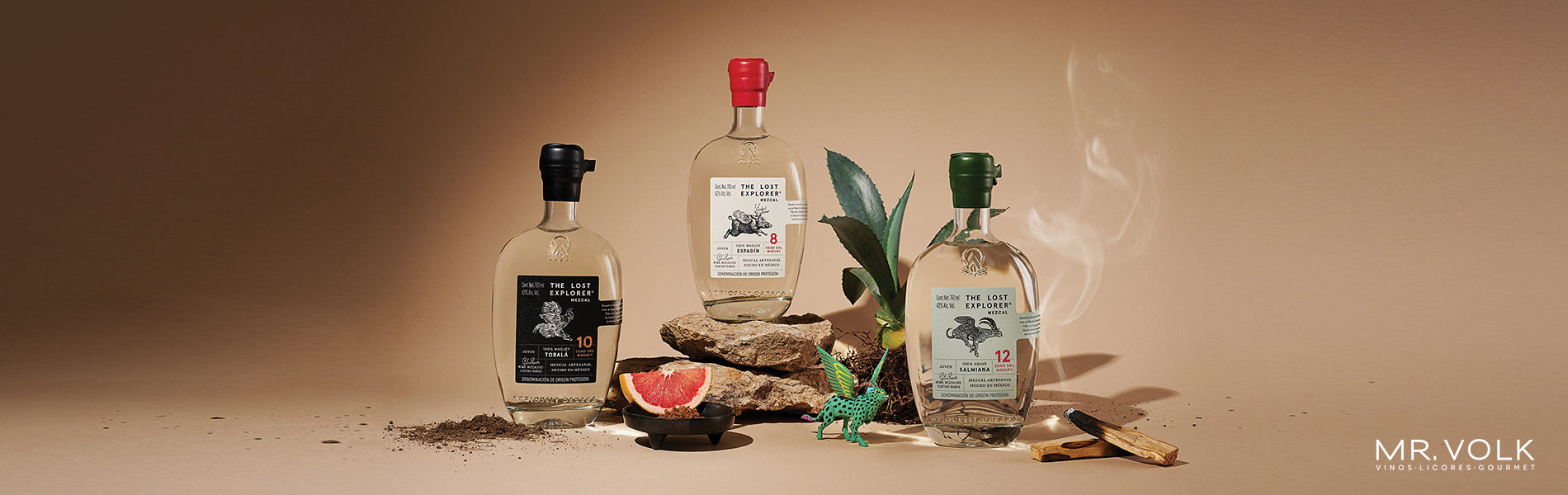 LOST EXPLORER MEZCAL